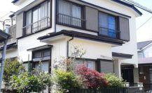 鎌ヶ谷市Y様邸外壁塗装施工例 詳細