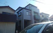 松戸市 M様邸外壁塗装施工例 詳細