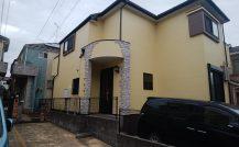 松戸市 Y様邸外壁塗装施工例 詳細