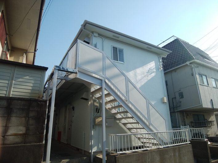 松戸市 Pアパート改装工事