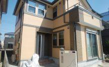 鎌ヶ谷市 T様邸改装工事外壁塗装施工例 詳細