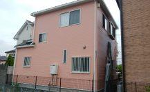 松戸市 T様邸外部改装外壁塗装施工例 詳細