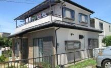 松戸市N様邸外壁塗装施工例 詳細