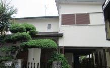 柏市N様邸外壁塗装施工例 詳細