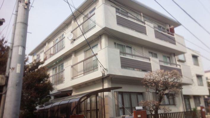 松戸市コーポM