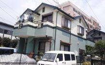 松戸市Y様邸外壁塗装施工例 詳細