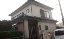鎌ヶ谷市K様邸外壁塗装施工例 詳細