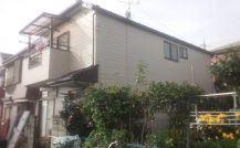 鎌ヶ谷市S様邸外壁塗装施工例 詳細