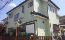 市川市 T様邸外壁塗装施工例 詳細