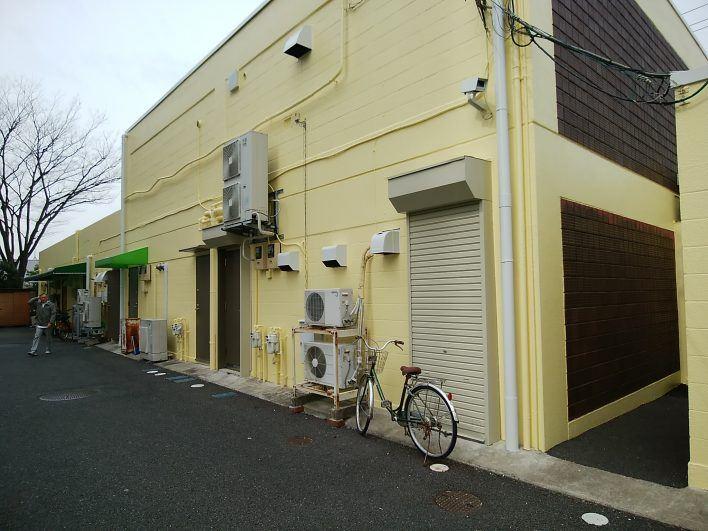 市川市 Iパークハイツ店舗改修工事