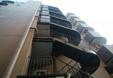 柏市 Nビル階段改装工事