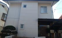 流山市 M様邸外壁塗装施工例 詳細