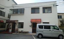 市川市 K事務所兼倉庫改修工事外壁塗装施工例 詳細