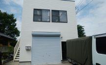 流山市 K様事務所改装工事外壁塗装施工例 詳細