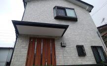 松戸市 N様邸外部改装外壁塗装施工例 詳細