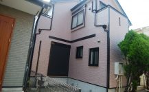 松戸市 S様邸 外壁塗装施工例 詳細