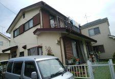 松戸市 N様邸外部改装