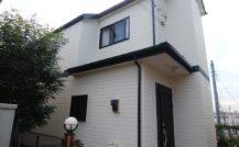 松戸市 O様邸改装工事外壁塗装施工例 詳細