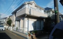 松戸市 R様邸改装工事外壁塗装施工例 詳細