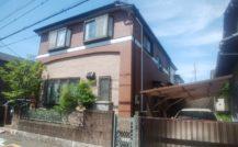 柏市 S様邸改装工事外壁塗装施工例 詳細