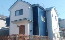 柏市 H様邸改装工事外壁塗装施工例 詳細