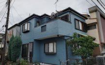 柏市 I様邸改装工事外壁塗装施工例 詳細