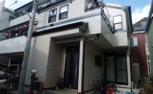 柏市 N様邸改装工事外壁塗装施工例 詳細