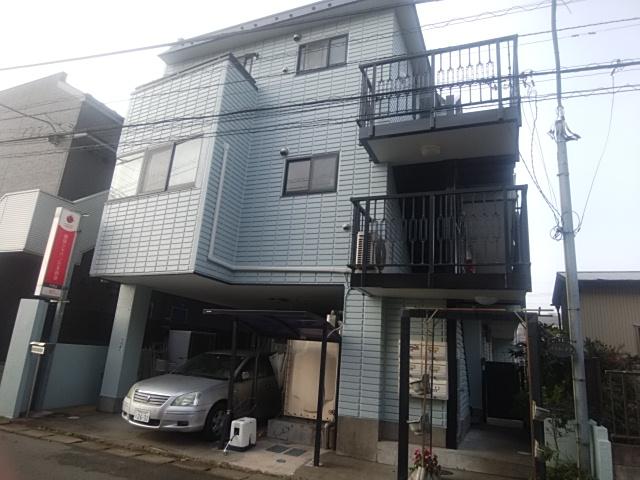 松戸市 Tマンション外部改装工事