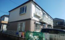 松戸市 Cハイム外部改装工事外壁塗装施工例 詳細