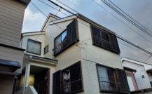松戸市 S様邸改装工事外壁塗装施工例 詳細