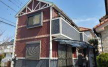流山市 S様邸外部改装工事外壁塗装施工例 詳細