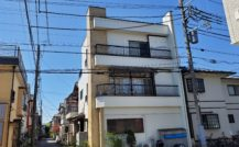 松戸市 O様邸外部改装工事外壁塗装施工例 詳細