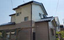 松戸市 K様邸外部改装工事外壁塗装施工例 詳細