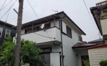 松戸市 T様邸改修工事外壁塗装施工例 詳細