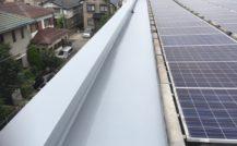 松戸市 Rパレス屋上防水工事外壁塗装施工例 詳細