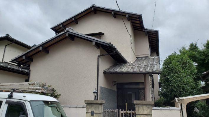 松戸市 Y様邸外部改装工事