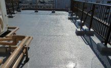 柏市 Nビル屋上防水工事外壁塗装施工例 詳細