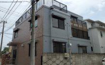 柏市 S様邸外部改装工事外壁塗装施工例 詳細
