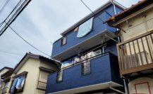 松戸市 A様邸外部改装工事外壁塗装施工例 詳細