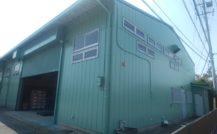 流山市 K物産外部倉庫改装工事外壁塗装施工例 詳細