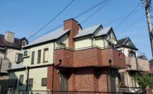松戸市 M様邸外部改装工事外壁塗装施工例 詳細