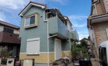 柏市 N様邸外部改装工事外壁塗装施工例 詳細