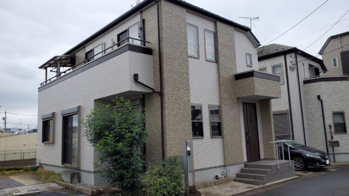 松戸市 H様邸外部改装工事