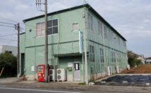 柏市 O倉庫外部改装工事外壁塗装施工例 詳細