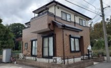 柏市 M様邸外部改装工事外壁塗装施工例 詳細
