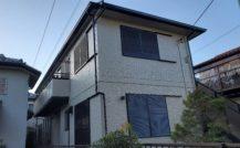 松戸市 T様邸外部改装工事外壁塗装施工例 詳細