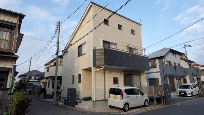 松戸市 F様邸外部改装工事