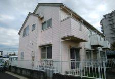 松戸市 Eアパート外部改装工事