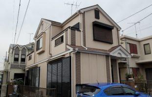 松戸市 S様邸外部改装工事