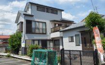 松戸市 S様邸外部改装工事外壁塗装施工例 詳細